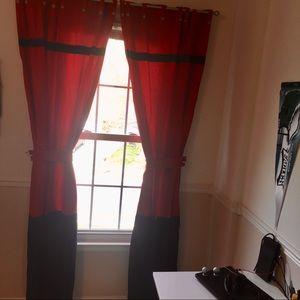 2 sets of Nautica window panels